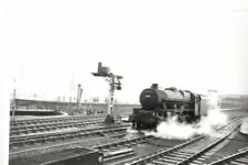 Rail Photo LMS 460 Jubilee 45698 Wigan North Western station Lancashire LNWR