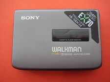 SONY WM-EX70 Cassette Player Walkman, Grey!  From Personal Collection