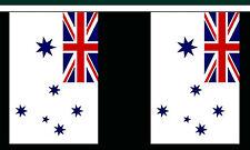 AUSTRALIA NAVY naval 3 METRE BUNTING 10 FLAGS flag Australian
