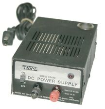 Eico Model 1040 Solid State Regulated Bench Dc Power Supply 12v Dc 4a