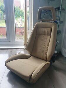 Ford Escort Mk2 RS2000 Recaro fishnet seat