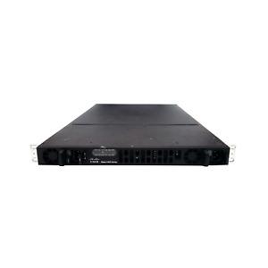 Cisco ISR4431-SEC/K9 ISR 4431 Router Security Bundle w/ SEC License