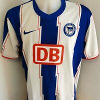 maillot  de football HERTA BERLIN   taille xl  NIKE  foot Allemagne