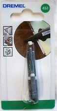 DREMEL 453 CHAINSAW SHARPENING GRINDING STONE 4 MM Pack of 3  Dremel 26150453JA