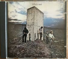 THE WHO - WHO'S NEXT - CD