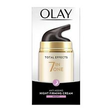 Olay Total Effects 7 in one Anti-Aging Night Firming Treatment - 20gm free ship
