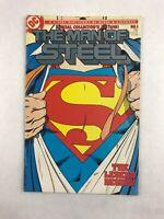 The Man of Steel No 1 1986 Comic Book DC Comics