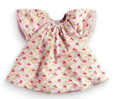 ••• ВNWT NEXT Girls' Top • Pink Ditsy Floaty Blouse • 100% Cotton • 4-5 Years