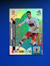 Panini Adrenalyn XL EURO EM 2012 - ROBERT LEWANDOWSKI - LIMITED EDITION