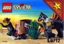 Brand New Lego Western 6712 Sheriff's Showdown Retired