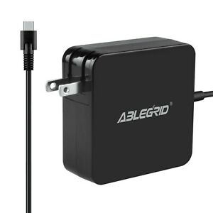 20V 4.5A 90W USB-C TYPE-C AC Adapter Charger For MSI Prestige 14 15 Power Cord