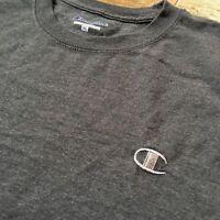 VTG Champion Mens Reverse Weave Crewneck T-Shirt XL Large Supreme Logo Spell Out
