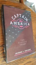 Captain America The Classic Years Slipcase NM