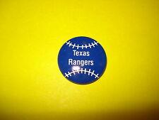 Texas Rangers Pin-1984 Crane potato chips