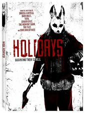 Holidays [DVD] Kevin Smith HOLIDAYS ARE HELL USED VERY GOOD