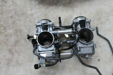 2015 TRIUMPH SPEEDMASTER CARB CARBURETORS FUEL INJECTORS