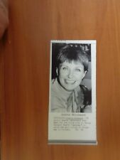 Vintage Wire Press Photo Actor Actress Joanne Woodward The Faces Of Eve