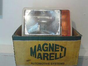 Rover metro  passenger side   headlight