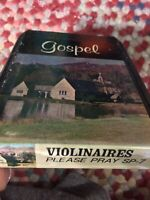 Violinaires Please Pray 8 TRACK black gospel