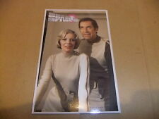 GERRY ANDERSON SPACE 1999 DVD POSTCARD number 2 MARTIN LANDAU BARBARA BAIN