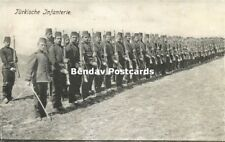Ottoman Turkey, Roll Call of the Turkish Troops, Armed Infantry Soldiers (1915)