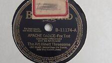 Art Hinett Threesome – 78rpm 10-inch single – Bluebird #B-11174