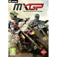 MXGP The Official Motocross Videogame PC Game 100% Brand New