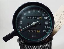 KAWASAKI KZ400 Speedometer Used KZ400 B1 KZ400 C1 KZ400 S