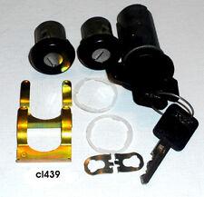85  -88 Camaro  Ignition door Lock set 83-88 Firebird Black Caps OE Quality 439