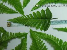 Artificial Silk Foliage Fern Leave Wedding Craft 150pcs