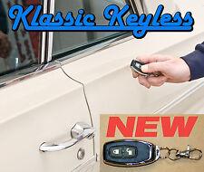 1961-64 GM B-Body 2 DOOR power door lock & keyless entry install kit NEW REMOTES