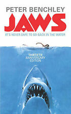 Jaws, By Peter Benchley,in Used but Acceptable condition