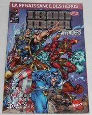 Iron Man # 8 [Heroes Reborn] VF Marvel France 1998