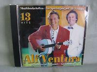 Alf Ventura- Musiklandschaften- Ein Spaziergang mit... WIE NEU
