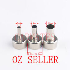 3 Nozzles for Rework Station FOR ATTEN AT858D+, AT858A, AT8586 Hot air gun OZ