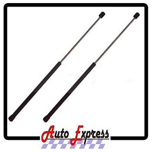 2 HOOD LIFT SUPPORTS 98-2004 DODGE CHRYSLER SHOCKS STRUTS ARMS PROPS RODS DAMPER