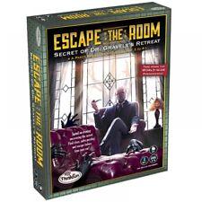 Escape the Room: Secret of Dr Gravelys Retreat Party Board Game