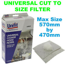 Hoover Universal Filter for hoods that vent directly outside