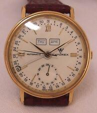 Catorex Automatik Herrenuhr Armbanduhr mit Vollkalender Vintage 90 er Jahre