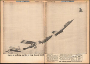 ABC Television Network__Original May 1961 Trade AD / promo__Alan Shepard Jr_NASA