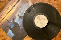 Roxy Music Avalon Original Vinyl 1982 Warner Bros EG LP 1-23686 White Label