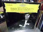Herbert Von Karajan Symphony No. 4 Japan Import LP DGG Records EX [Red Tulip]