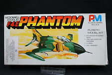 YX010 PLASTIC MODEL 1/72 maquette avion PM-002 McDonnell Douglass F4E Phantom