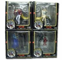 Banpresto / Lupin Lupin III gangs set all four figure set (japan import)