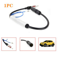 AM&FM 12V Inline Car SUV Antenna  Radio Signal Amplifier Booster Wire Universal