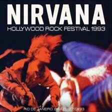 CD de musique rock Nirvana sans compilation