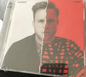 Olly Murs - You Know I Know 2CD New and sealed Free Post U.K.
