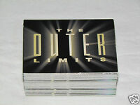 2003 RITTENHOUSE OUTER LIMITS Complete Trading Card Set 1-81 Sci-Fi TV Show