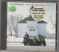 THE JAYHAWKS - hollywood town hall CD