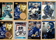 1990's  Felix Potvin    Lot 8 Different cards